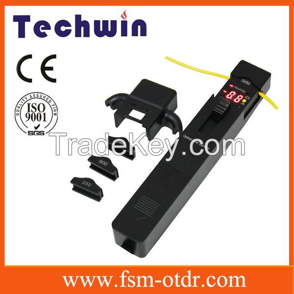 Techwin Optical Fiber Identifier TW3306B/Fiber Detector