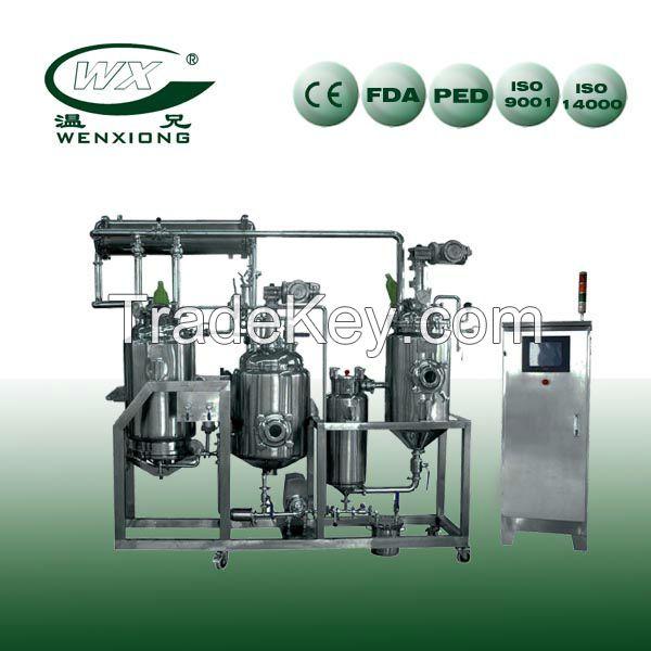 plant extraction machine  herbal extract machine