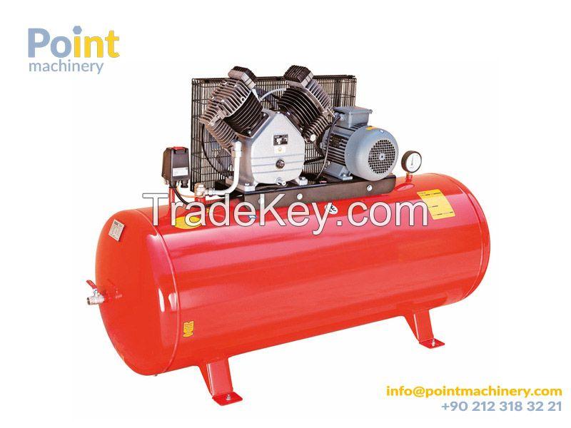 5.5HP  Piston Air Compressor 500L