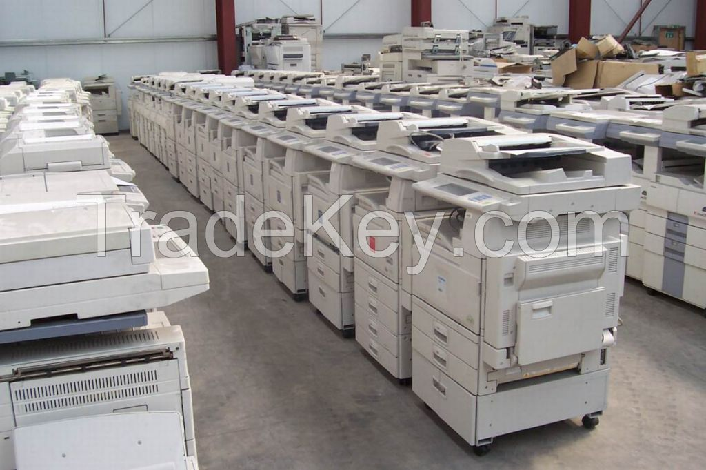 Used Copiers, Wide Formats, and Consumables