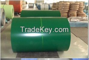 PRIME PREPAINTED GALVANIZED COATED STEEL SHEETS