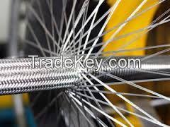 steel wire braiding machine