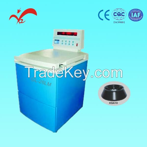 GL-26LM High Speed Refrigerated Centrifuge