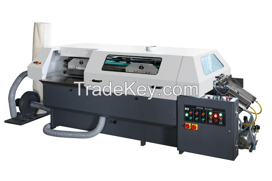 JBT50/4D perfect binding machine