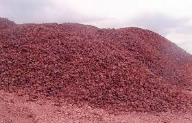 Hematite Iron ore low grade