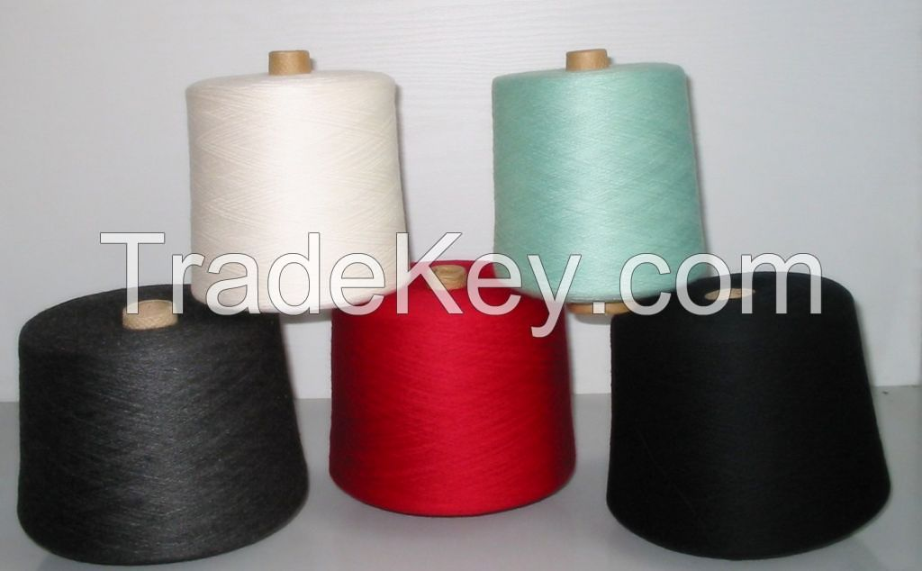 Dyed Wool Yarn