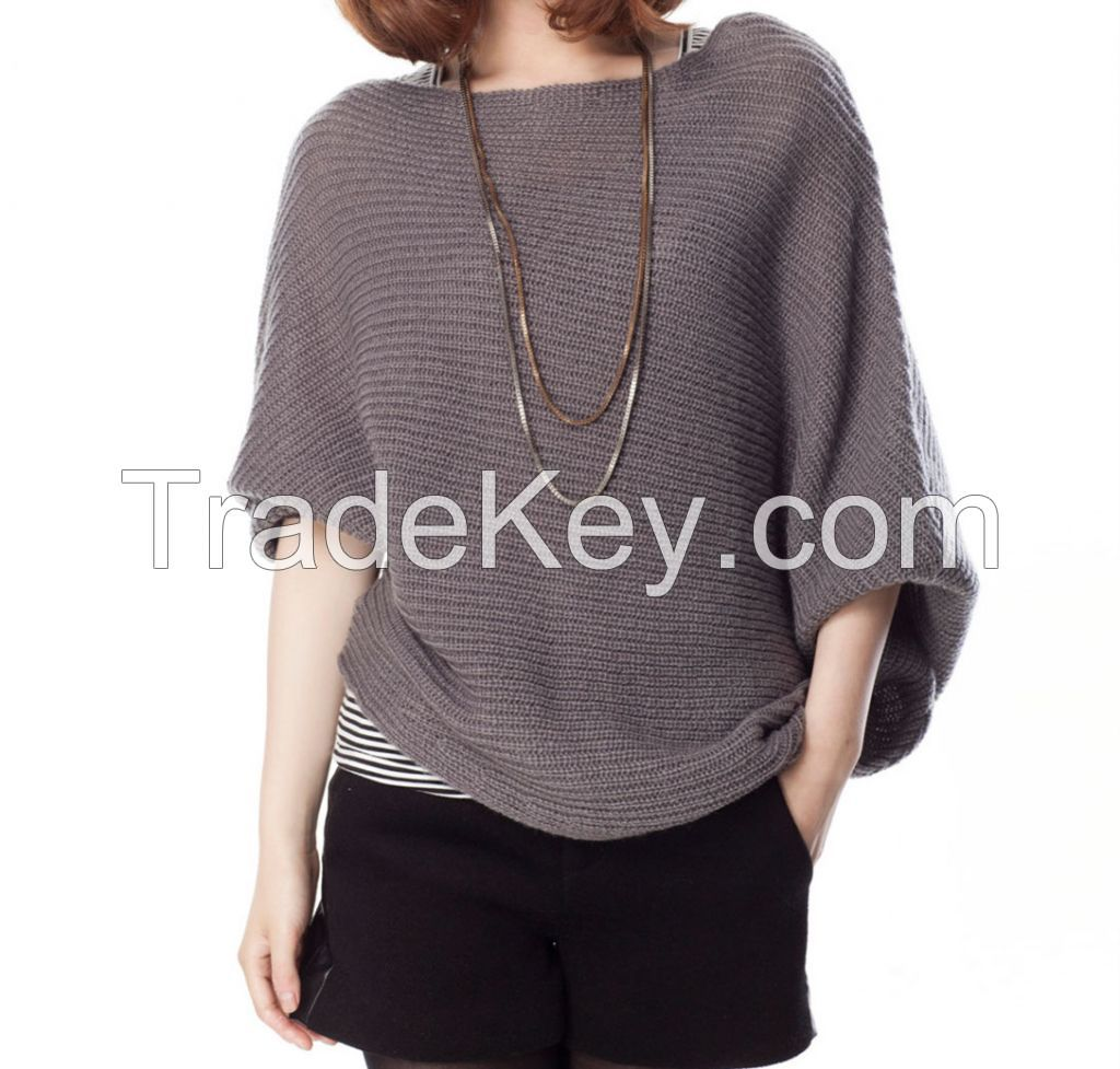 Wool Tops (SWEATER / Pull Over / Wool Fabric)