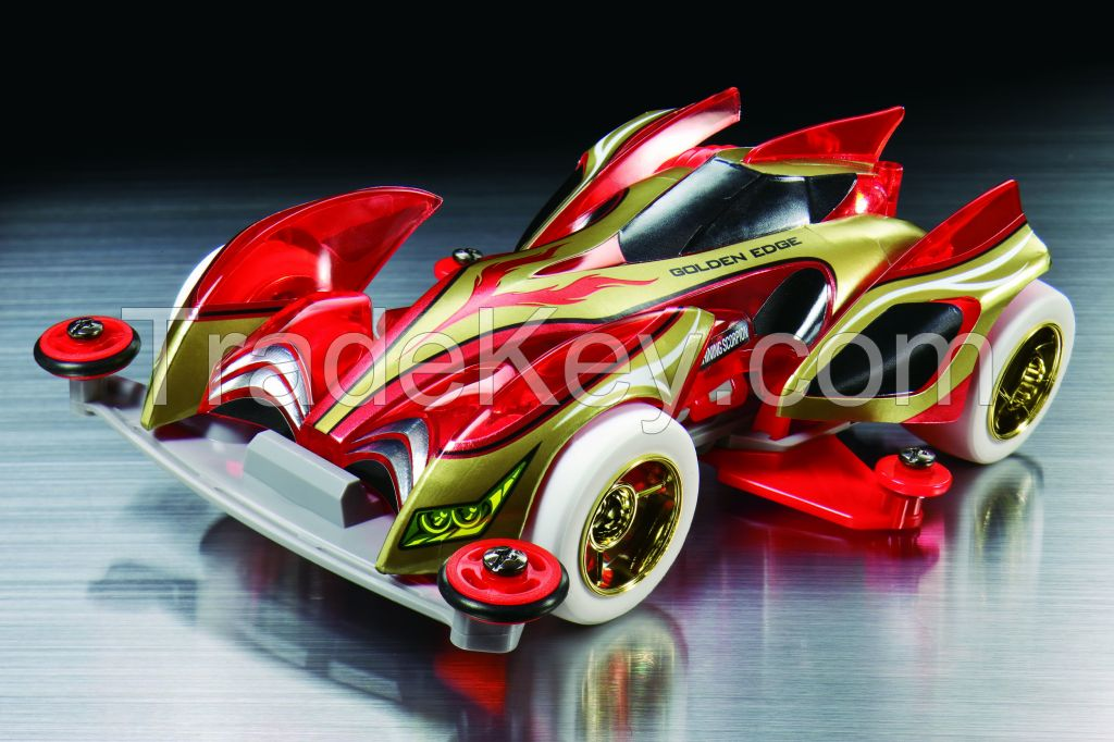 Mini 4wd tamiya plastic model car kit / Plamodel F1 racing mini anime cars / mini yonku toys track pro parts motor in japan
