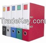 Convenient Lever Arch File with 5 Colors