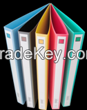 Colorful Superior Quality PP Ring File