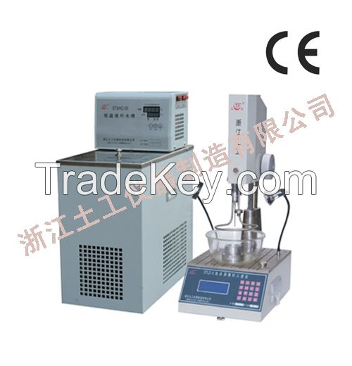 STLZ-5D Low Temperature Double-digital Display Asphalt Penetrometer