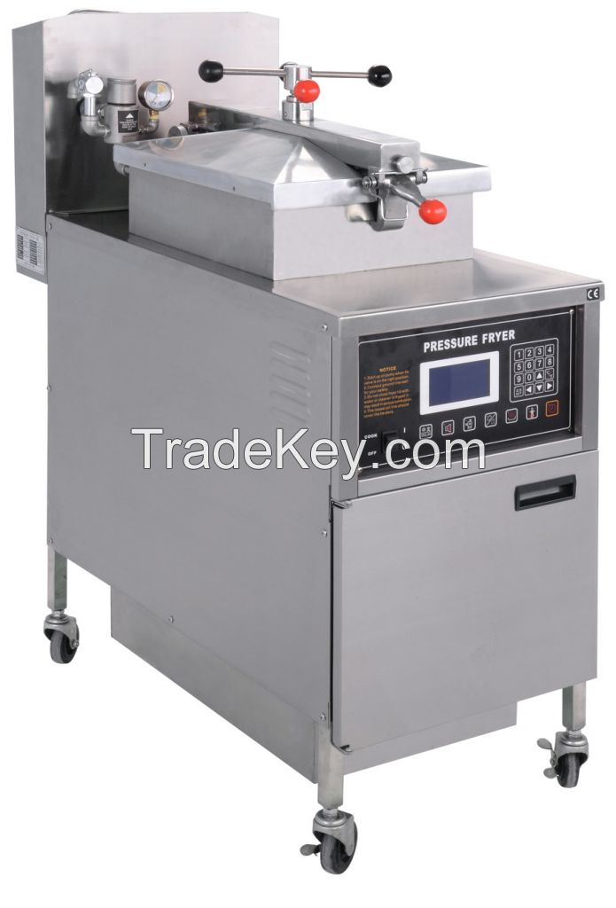 Electrical powered Fryer PFE-600L
