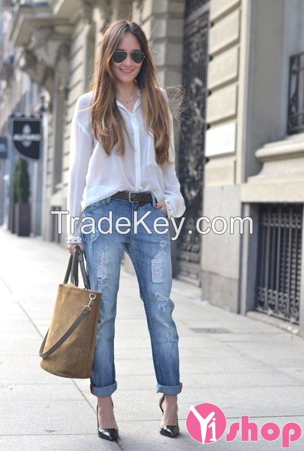 VARIOUS 2015 FASHION WOMEN JEANS-HALIMEX