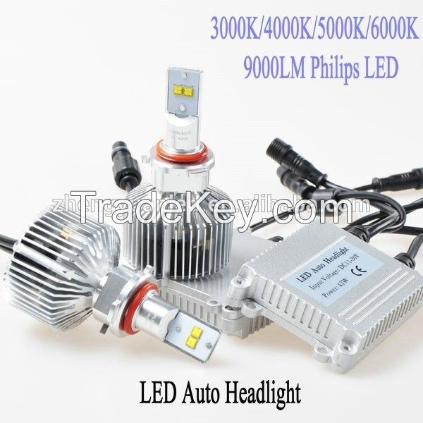 100% energy saving car lighting D2S