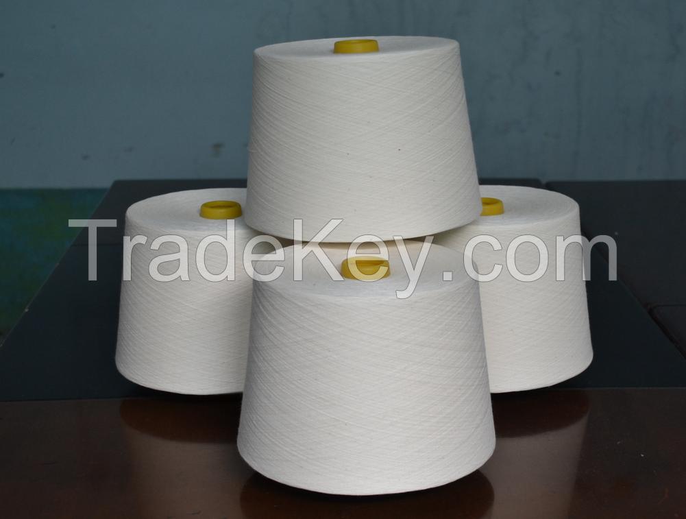 T/C 80/20 45S knitting yarns