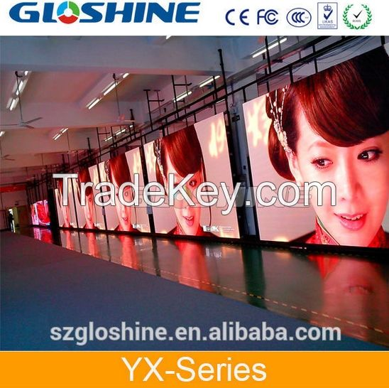 3.91mm Pixels and Indoor Usage Digital Advertising Screen