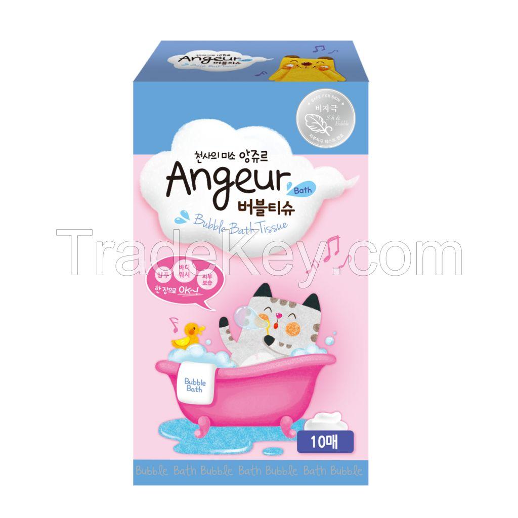 Angeur Bubble Wash Cloths