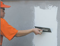 HPMC for wall painting