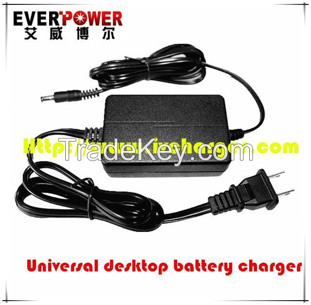 Electric Type and Standard Battery Use Portable automotive 6volt output lead acid battery charger