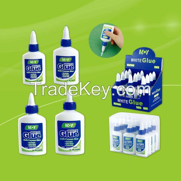 Stationery non-toxic and acid free white glue