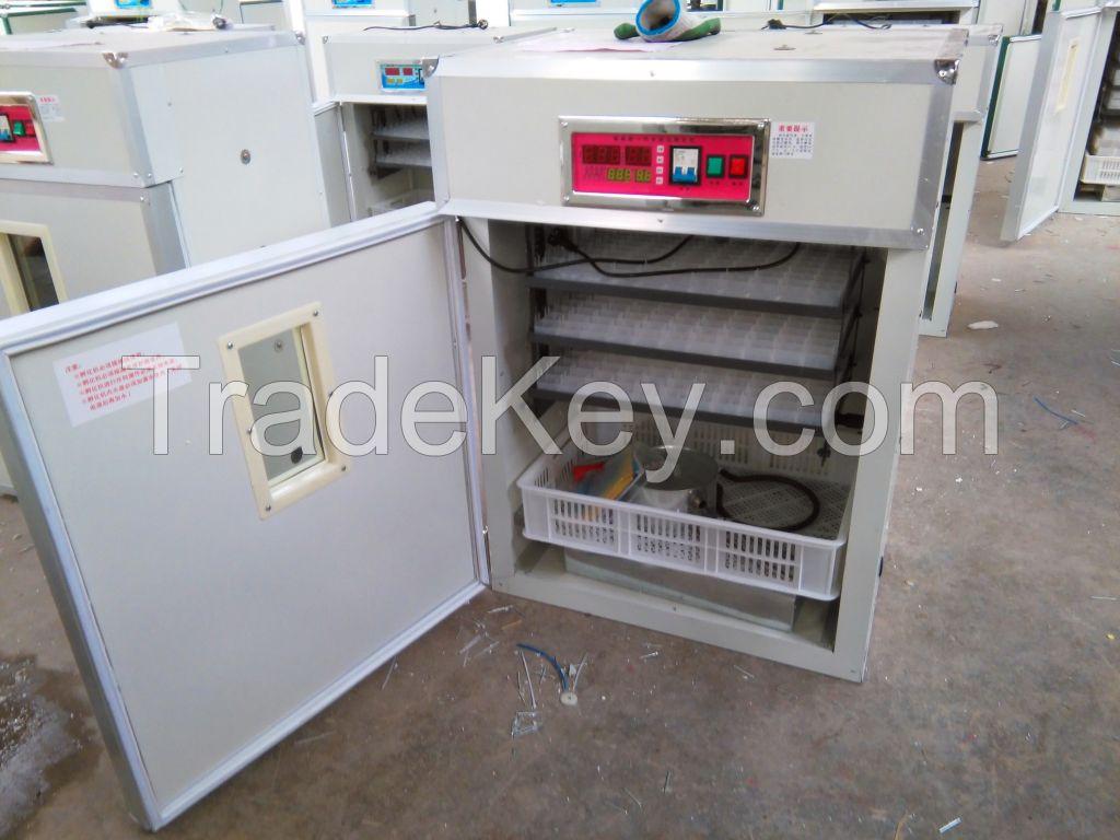 fully automatic incubator/hatcher WQ-264