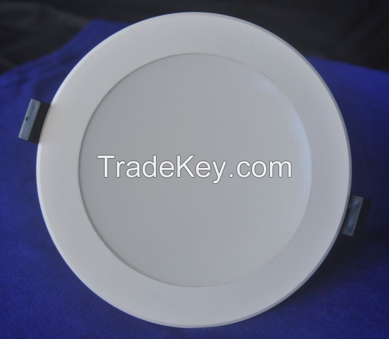 4 Inch Thermal Conductive Plastic Cover Aluminum LED Downlights