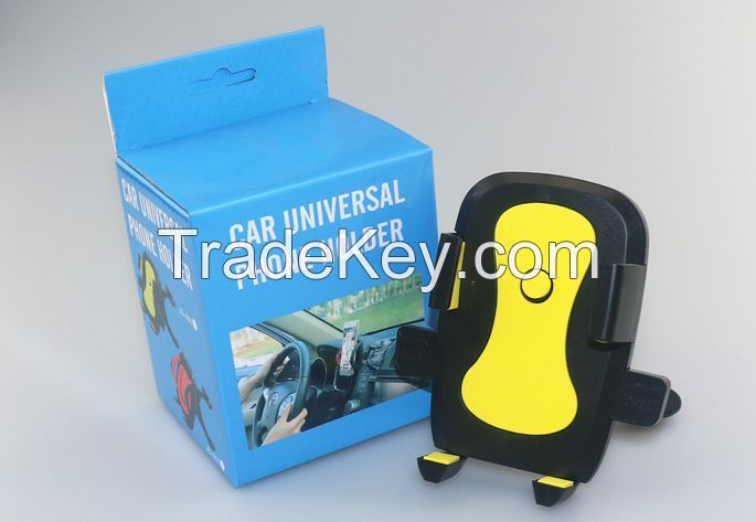 Mobile Phone Holder For Car Universal Steadily On Vent