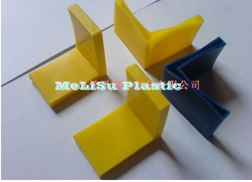 Plastic Foot Sleeve For Angle Iron