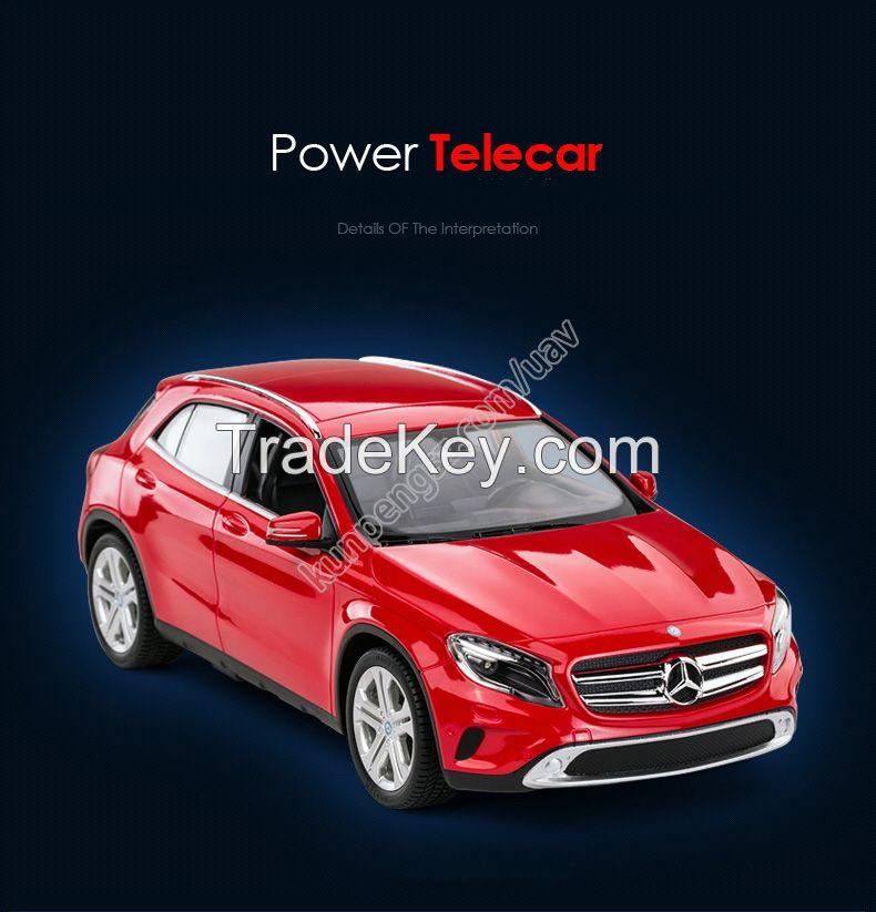 1/14 GLA - CLASS Drift RC Car Remote Controll Car Children  Remote Control Car Model Electric RC Car Toy  For Boys Favour KP053