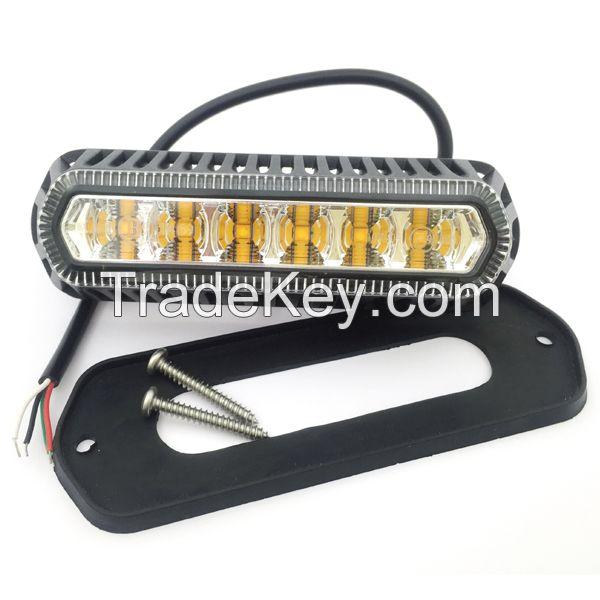 ECE R65 SAE LED Emergency Warning Light Strobe Lamp Warning Light