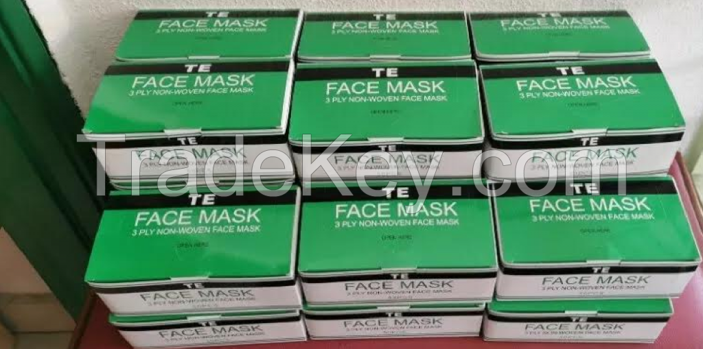 3M N95 SURGICAL FACE MASKS