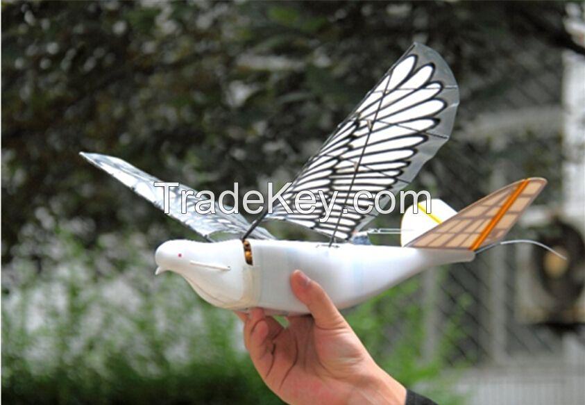 Flapping Wing UAS Autonomous Route IAS (FLW-A1)