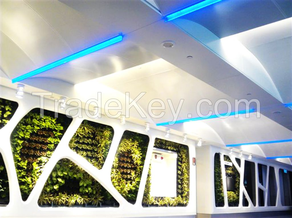 Flat /Perforated Metal Ceiling
