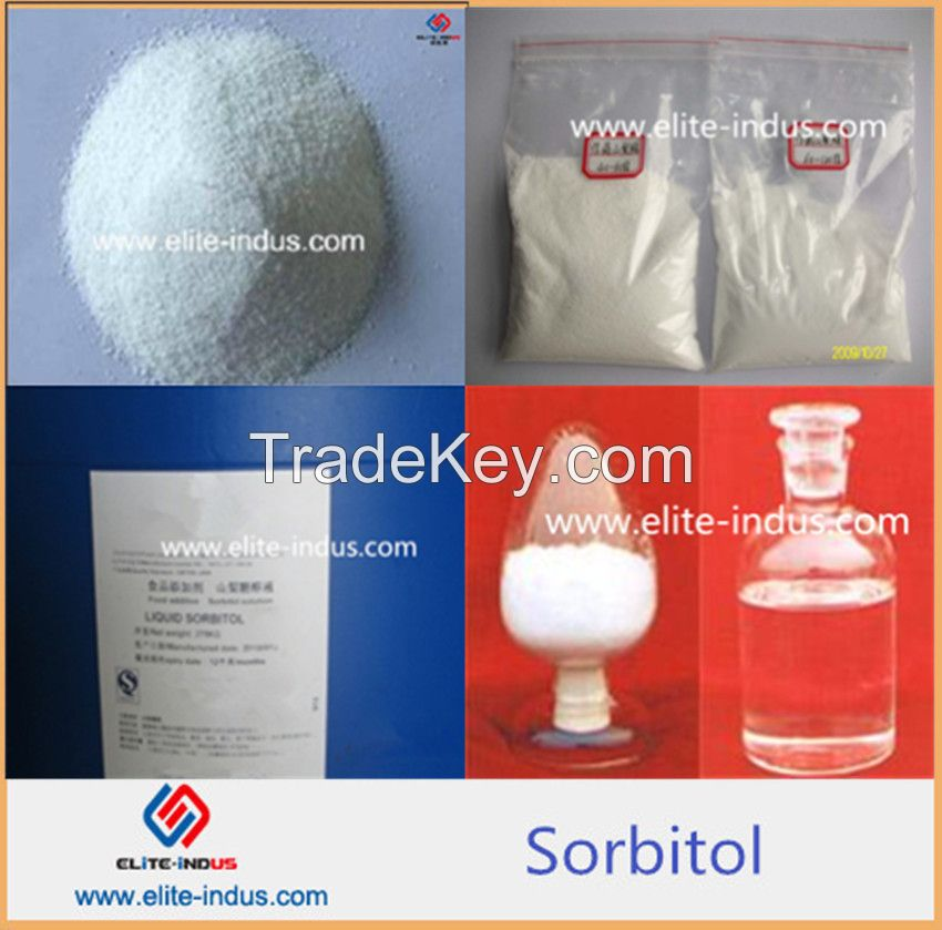 Sweeteners Food Additive Sorbitol Powder