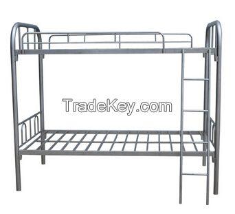 2014 Modern cheap metal adult loft bed