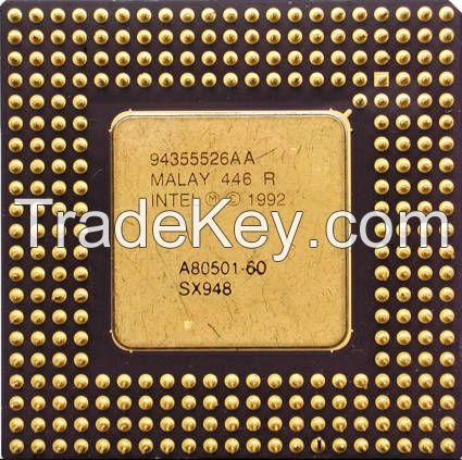 Intel 286/386/486 CPU Scrap