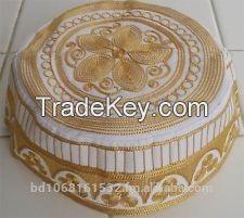 Muslim prayer cap / omani cap