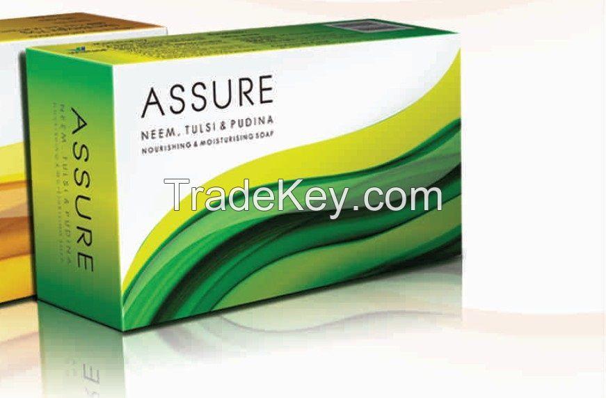 Assure Moisturizing Soap