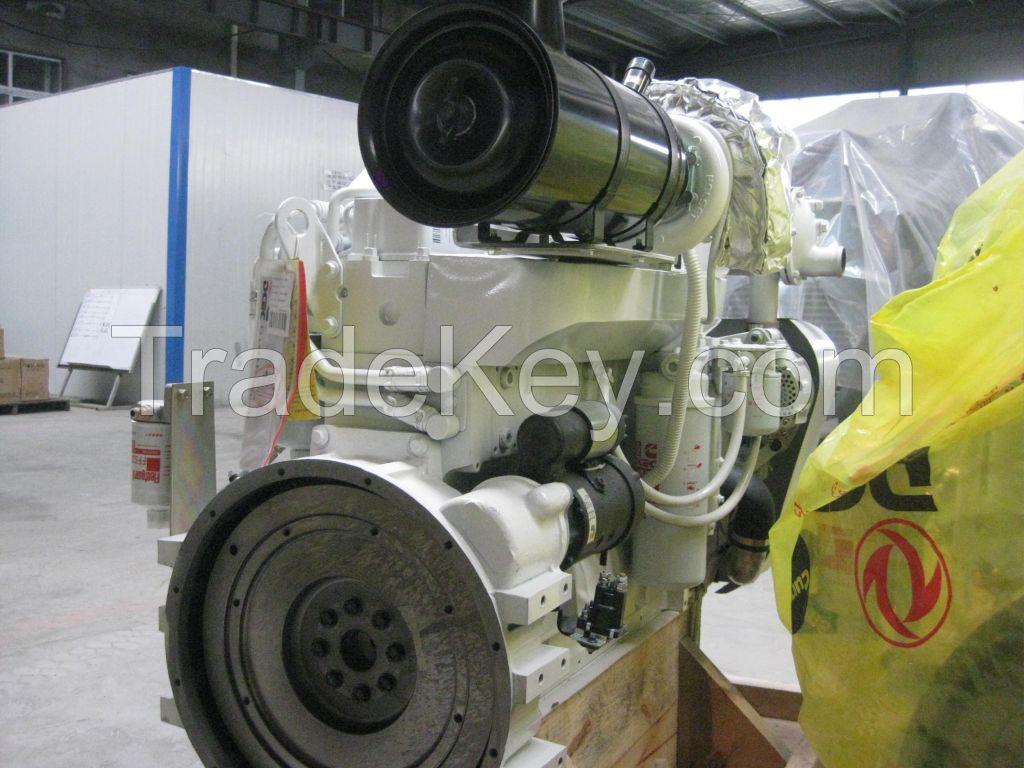 6CTA8.3 Cummins Engine Assembly for Machine ESN 5021226, Engine Spare Parts