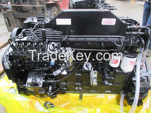 Cummins Engine Assembly 6CTA8.3-C215-� and Engine Spares