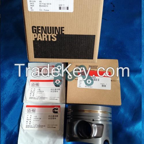 ISF2.8 Piston 4309425 Cummins Engine Spare Parts Distributor in China