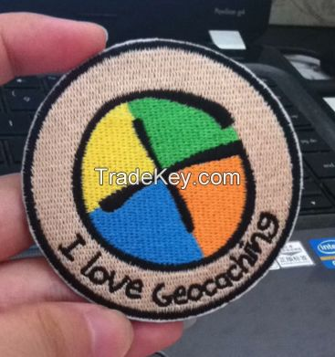 custom embroidery patch