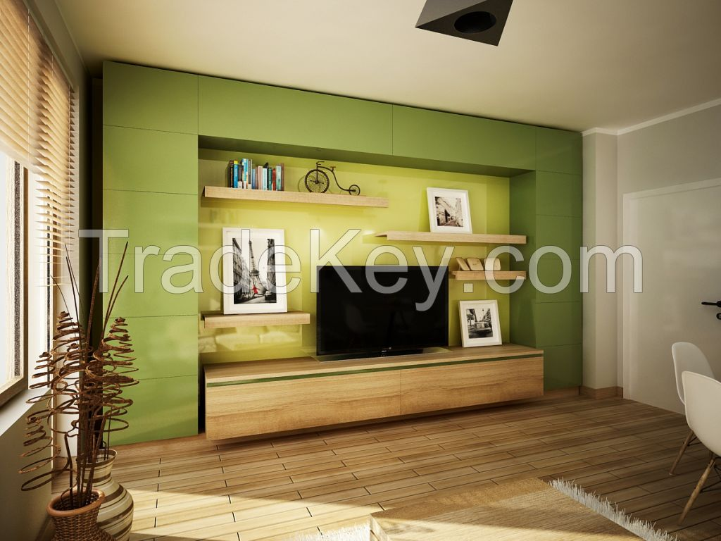 3D renderings and visualization