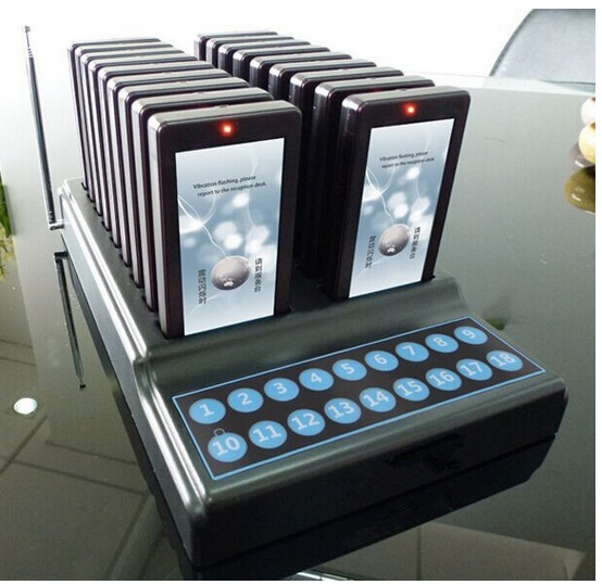 Coaster Pagers 18 Boards