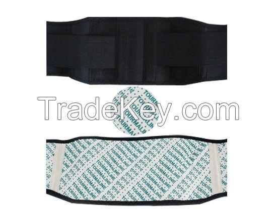 Wholesale tourmaline back support heating belt , magnecit waist support