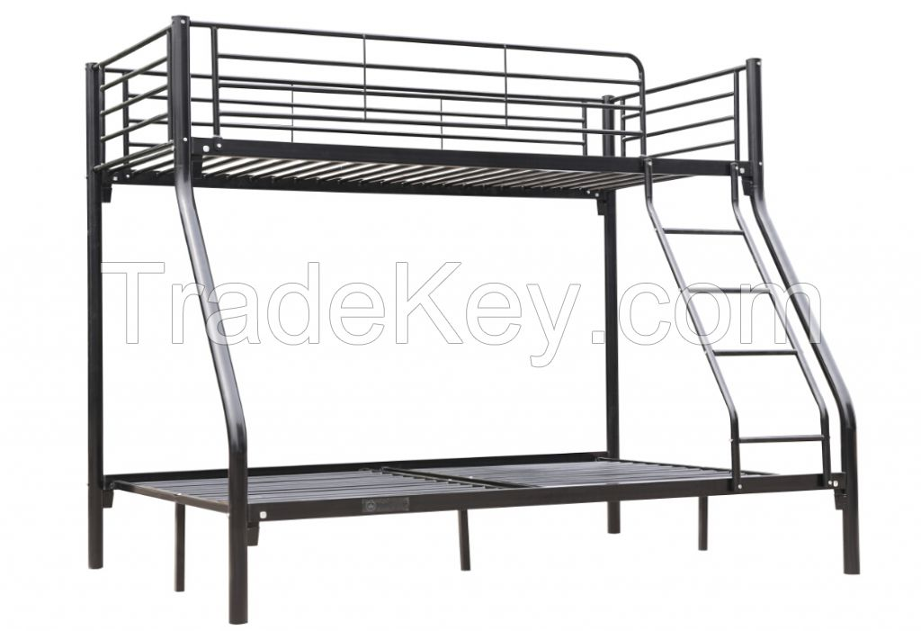 metal Double Bunk Beds, triple bunk bed
