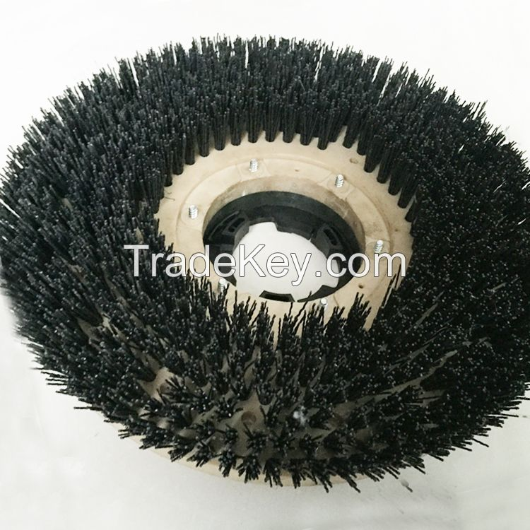12inch to 21inch nylon Grit rotary scrub brushes