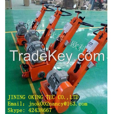 OK-200 Concrete gasoline scarifying machine