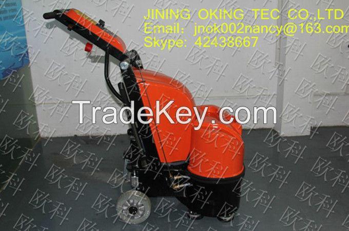 OK-600 Epoxy floor grinding machine without transformer