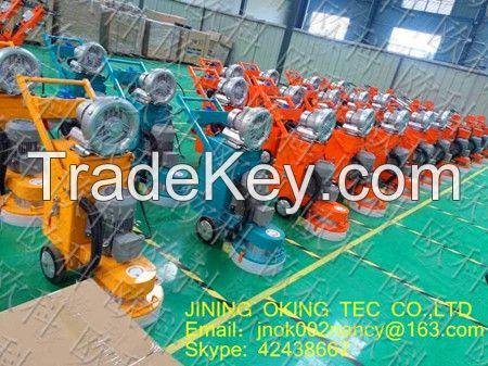 OK-380 Concrete Floor Grinding and Polishing Machine